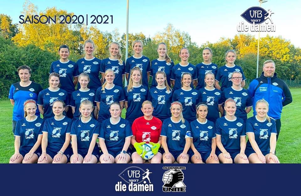 VfB Damen 2020-2021