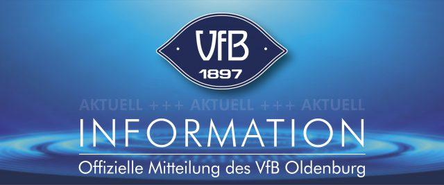 Stellungnahme des VfB Oldenburg