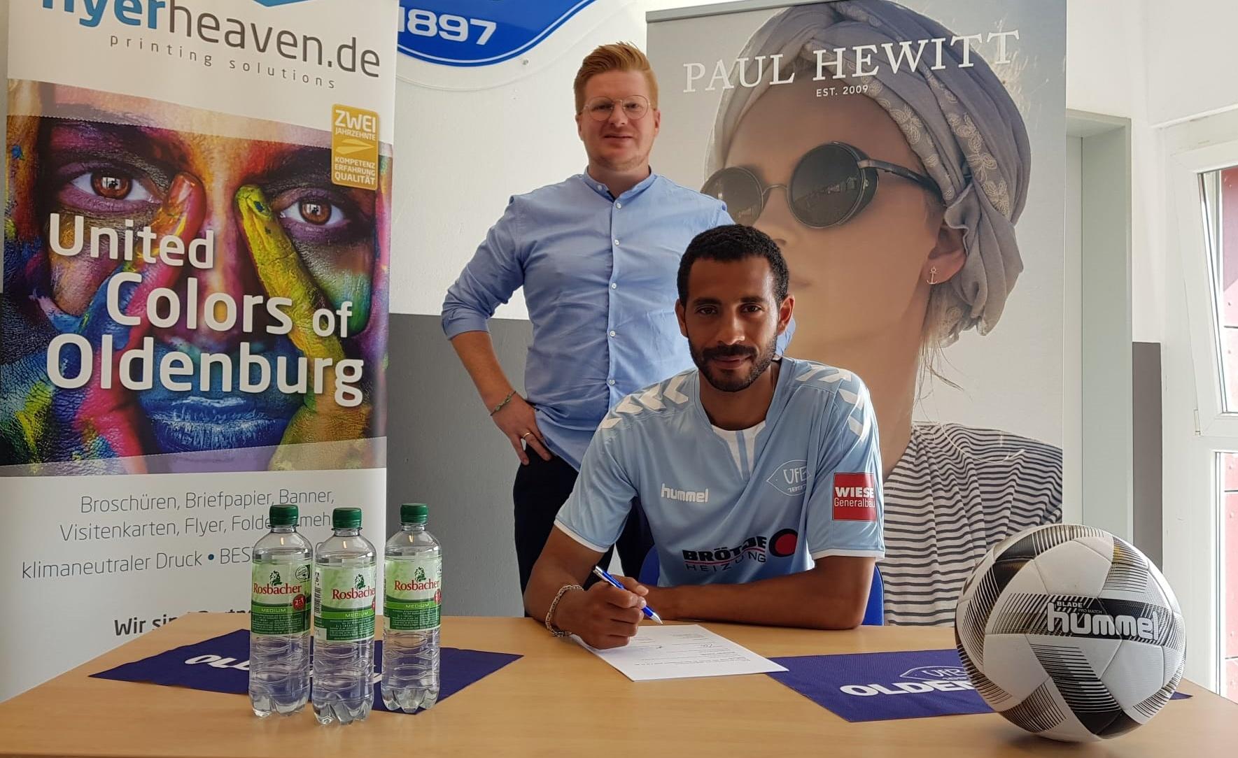 Viel Erfahrung für den VfB Oldenburg