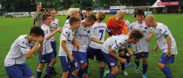 Der VfB Oldenburg geht ab September mit der VfB Fußballschule an den Start