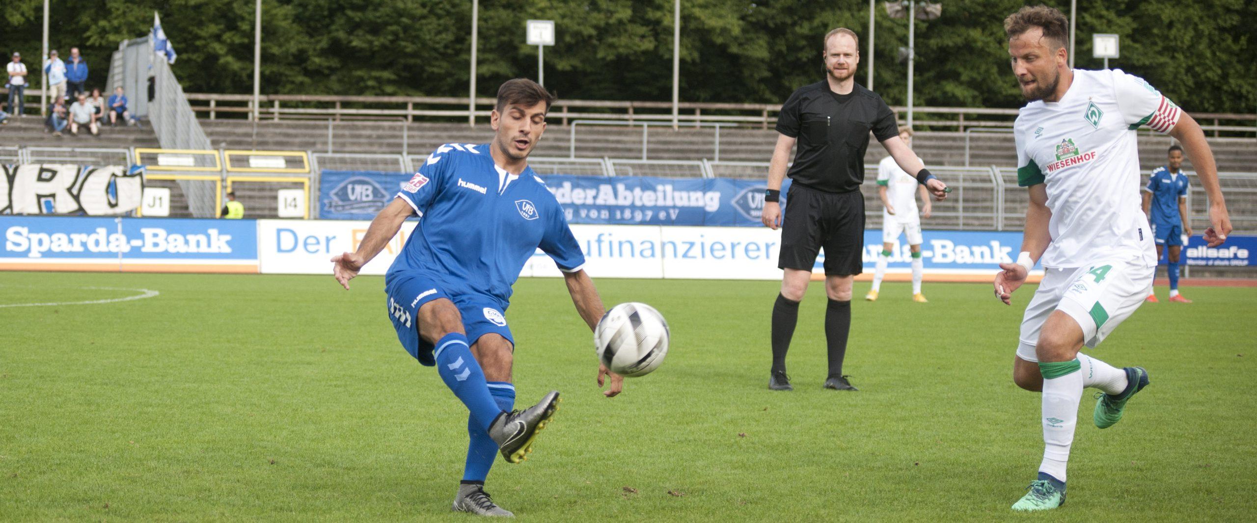 VfB am Freitagabend vor schwerer Aufgabe
