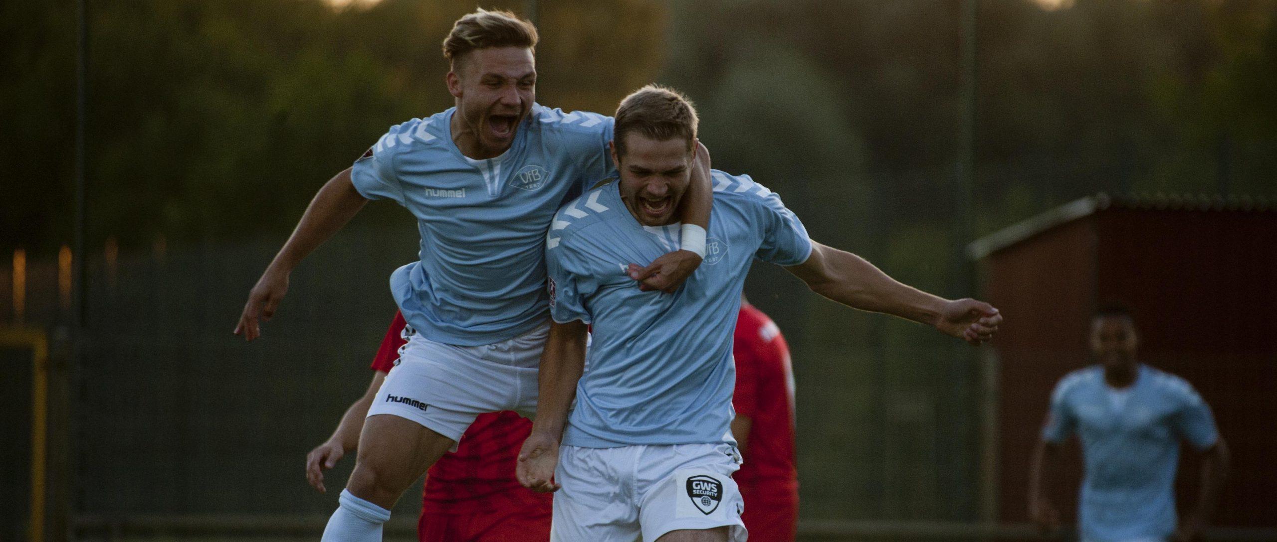 Souveräner VfB feiert vierten Sieg