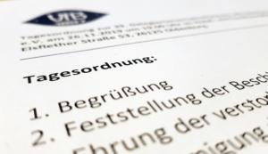 VfB verschiebt Delegiertenversammlung