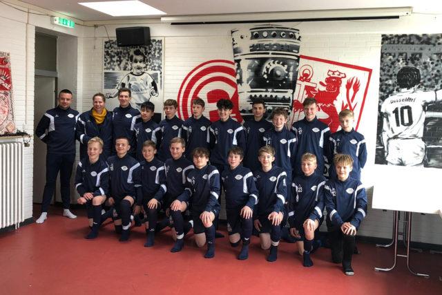 VfB Oldenburg C-Junioren siegen in Düsseldorf