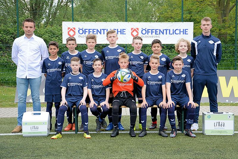 Vfb Oldenburg Von 1897 E V Vfb Jugend Fussball